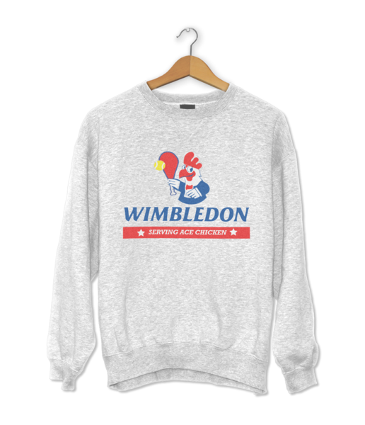 Wimbledon Chicken Shop Sweater