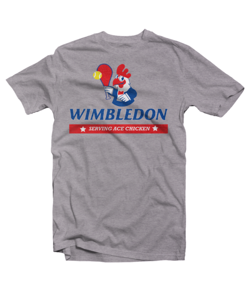 Wimbledon Chicken Shop Clothing T-Shirt