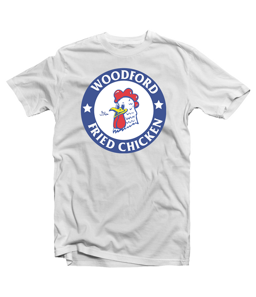 Woodford Chicken Shop T-Shirt