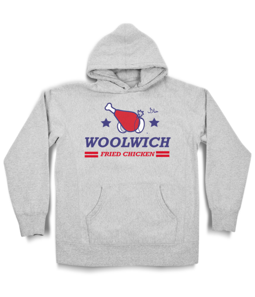 Woolwich Chicken Shop Hoody