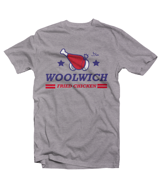 Woolwich Chicken Shop Clothing T-Shirt