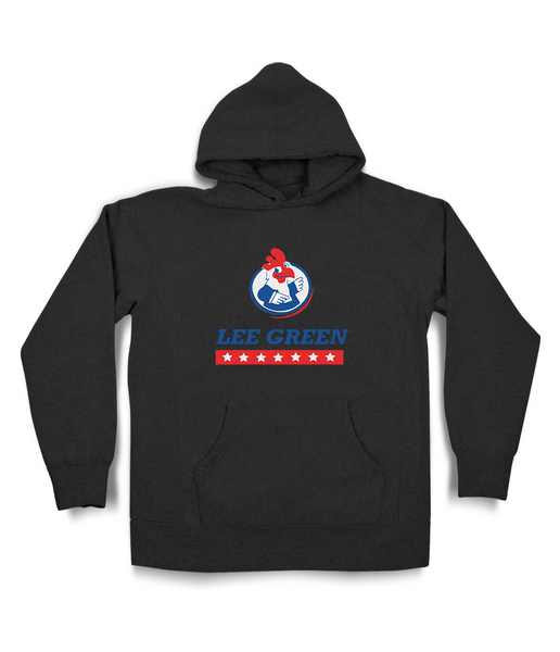 Lee Green Chicken Shop Hoody