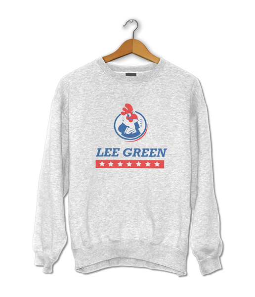 Lee Green Chicken Shop Sweater