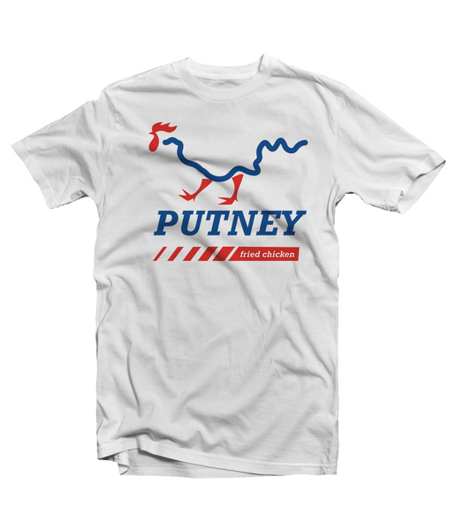 Putney Chicken Shop T-Shirt