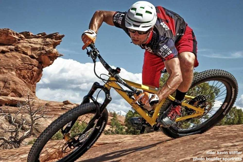 RipRow mobility for mountain bike racers