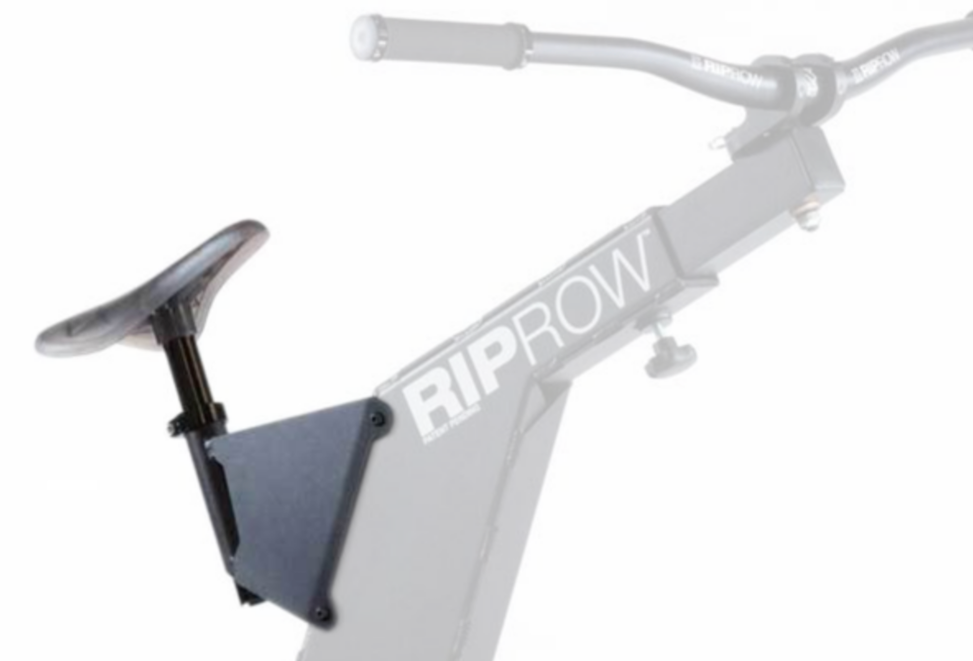 Do you need the RipRow pedals and seat?