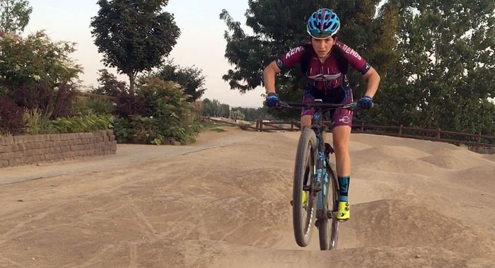 Fairlee Frey 12-week build to XCE world championships: Week 4