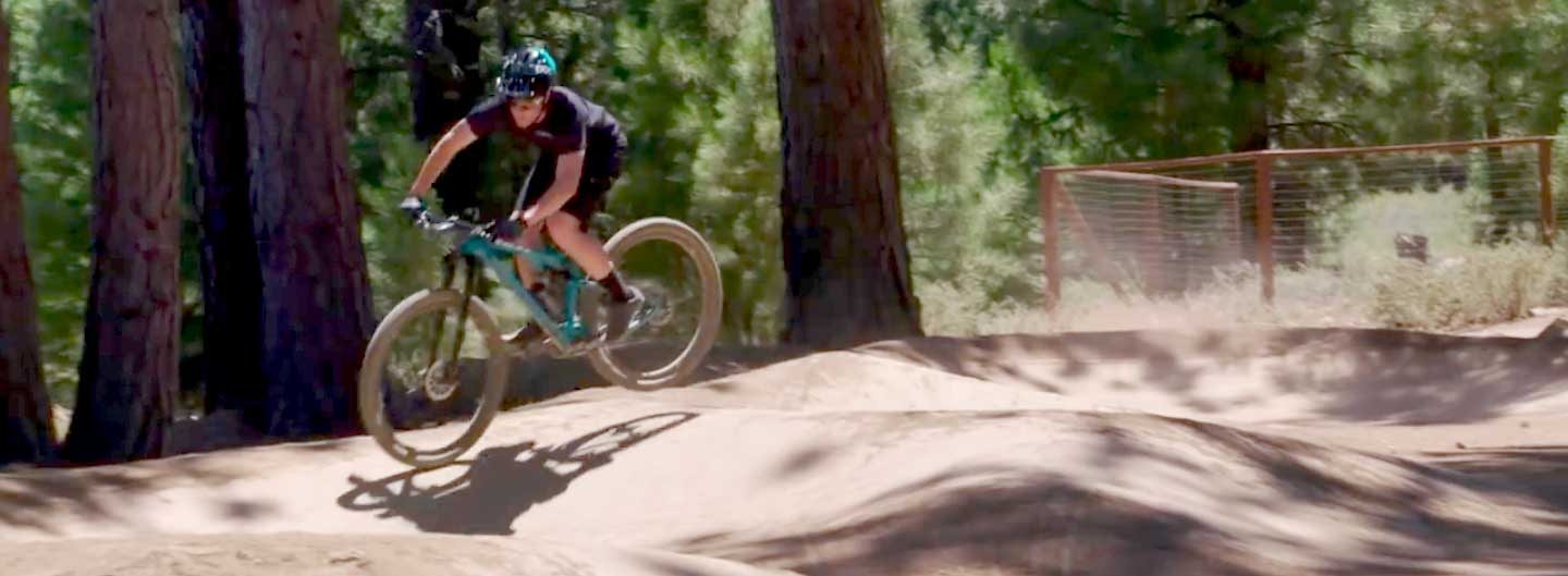 How to become a faster mountain biker