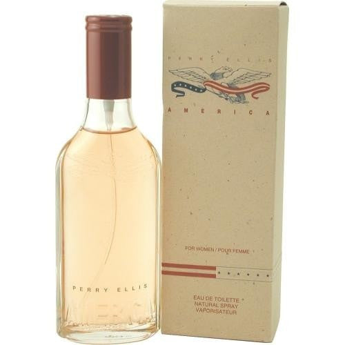 America By Perry Ellis Edt Spray 5 Oz - Perfume N Mor
