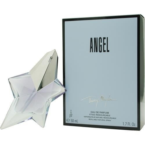 Angel By Thierry Mugler Eau De Parfum Spray Refillable 1.7 Oz - Perfume N Mor