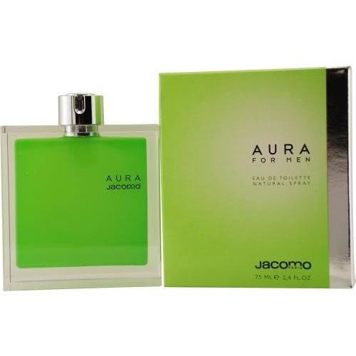 Aura By Jacomo Edt Spray 2.4 Oz - Perfume N Mor