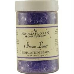 Stress Less Inhalation Beads 2.5 Oz Blend Of Lavender, Chamomile, And Sage By Aromafloria - Perfume N Mor