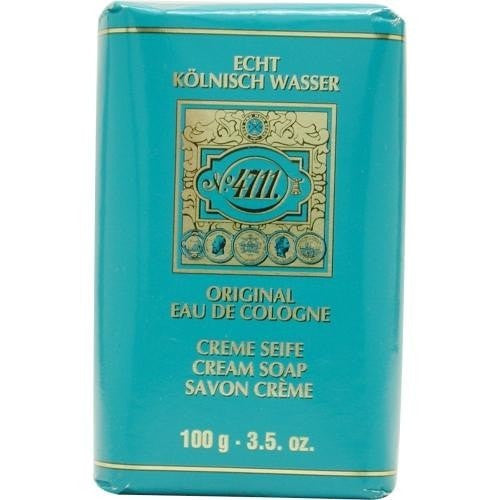 4711 By Muelhens Cream Soap 3.5 Oz - Perfume N Mor