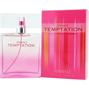 Animale Temptation By Animale Parfums Eau De Parfum Spray 3.3 Oz - Perfume N Mor
