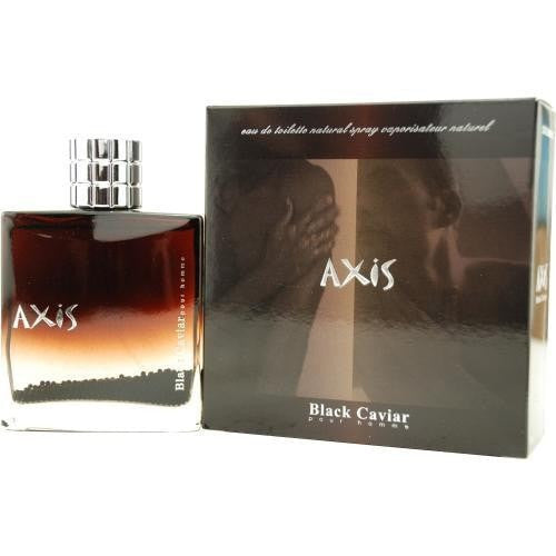 Axis Black Caviar By Sos Creations Edt Spray 3 Oz - Perfume N Mor