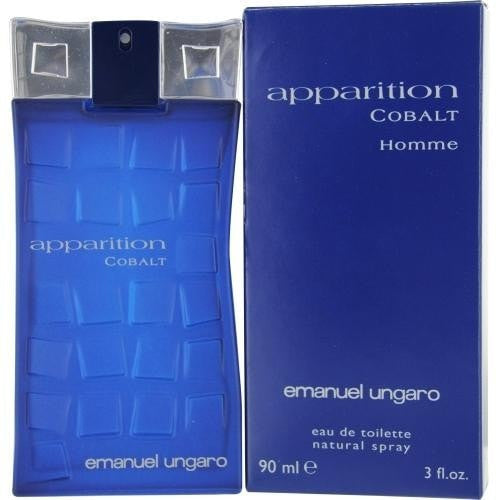 Apparition Cobalt By Ungaro Edt Spray 3 Oz - Perfume N Mor