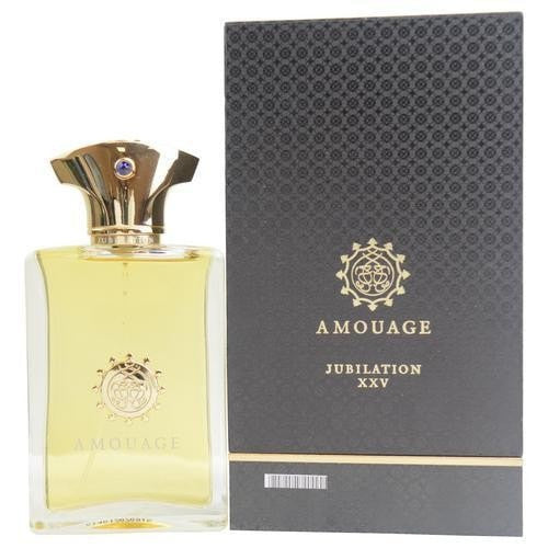 Amouage Jubilation Xxv By Amouage Eau De Parfum Spray 3.4 Oz - Perfume N Mor