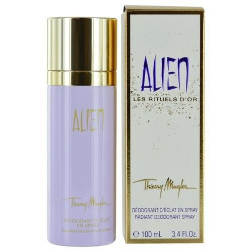 Alien By Thierry Mugler Deodorant Spray 3.4 Oz - Perfume N Mor