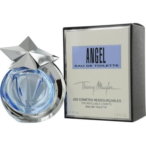 Angel Comet By Thierry Mugler Edt Spray Refillable 1.4 Oz - Perfume N Mor