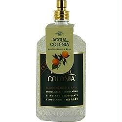 4711 Acqua Colonia By 4711 Blood Orange & Basil Eau De Cologne Spray 5.7 Oz *tester - Perfume N Mor