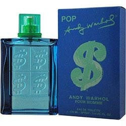 Andy Warhol Pop By Andy Warhol Edt Spray 3.4 Oz - Perfume N Mor