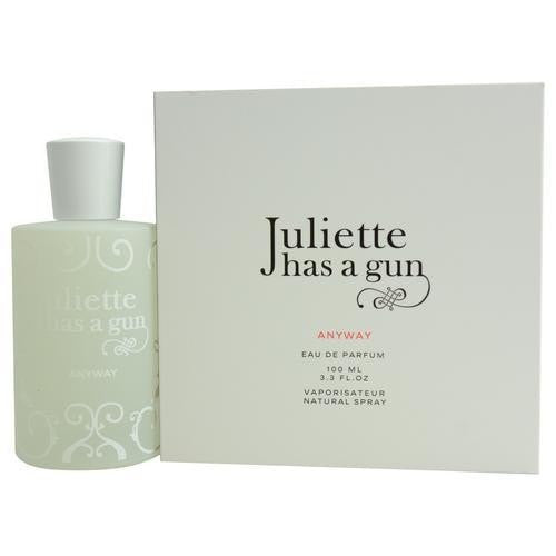 Anyway By Juliette Has A Gun Eau De Parfum Spray 3.3 Oz - Perfume N Mor
