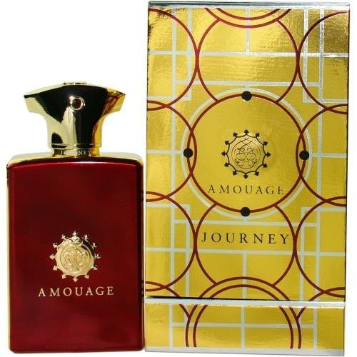 Amouage Journey By Amouage Eau De Parfum Spray 3.4 Oz - Perfume N Mor