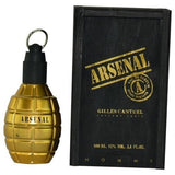 Arsenal Gold By Gilles Cantuel Eau De Parfum Spray 3.4 Oz - Perfume N Mor