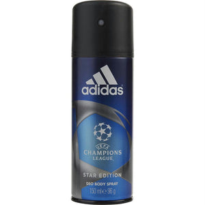 Adidas Uefa Champions League By Adidas Body Spray 5 Oz (star Edition)