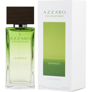 Azzaro Solarissimo Levanzo By Azzaro Edt Spray 2.5 Oz