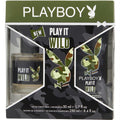 Playboy Gift Set Playboy Play It Wild By Playboy