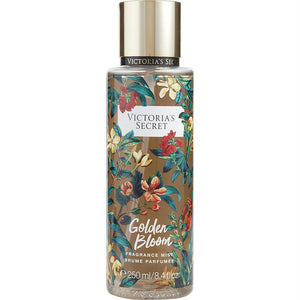 Victoria's Secret By Victoria's Secret Golden Bloom Fragrance Mist 8.4 Oz