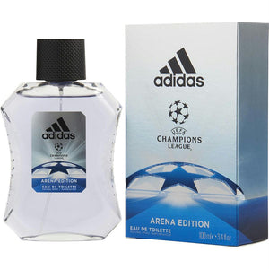 Adidas Uefa Champions League By Adidas Edt Spray 3.4 Oz (arena Edition)