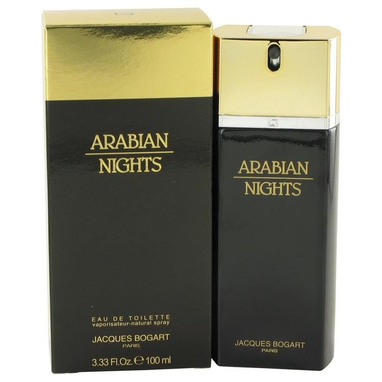 Arabian Nights by Jacques Bogart Eau De Toilette Spray 3.4 oz - Perfume N Mor