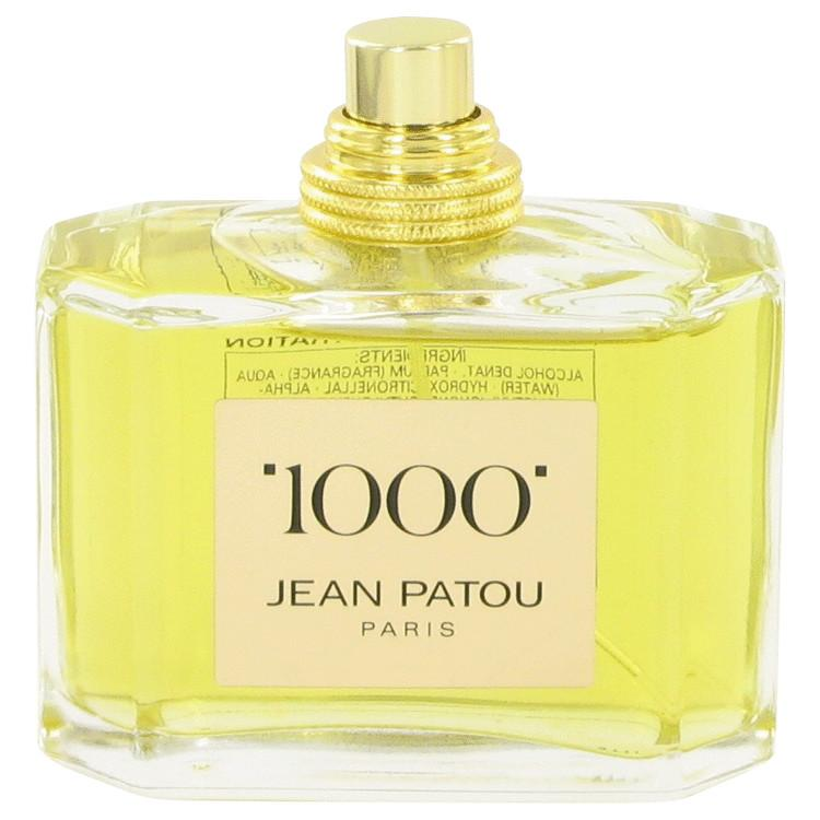 1000 by Jean Patou Eau De Parfum Spray (Tester) 2.5 oz