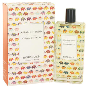 Assam of India by Berdoues Eau De Toilette Spray 3.68 oz