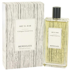 Arz El-Rab by Berdoues Eau De Toilette Spray 3.68 oz