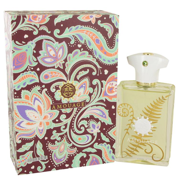 Amouage Bracken by Amouage Eau De Parfum Spray 3.4 oz