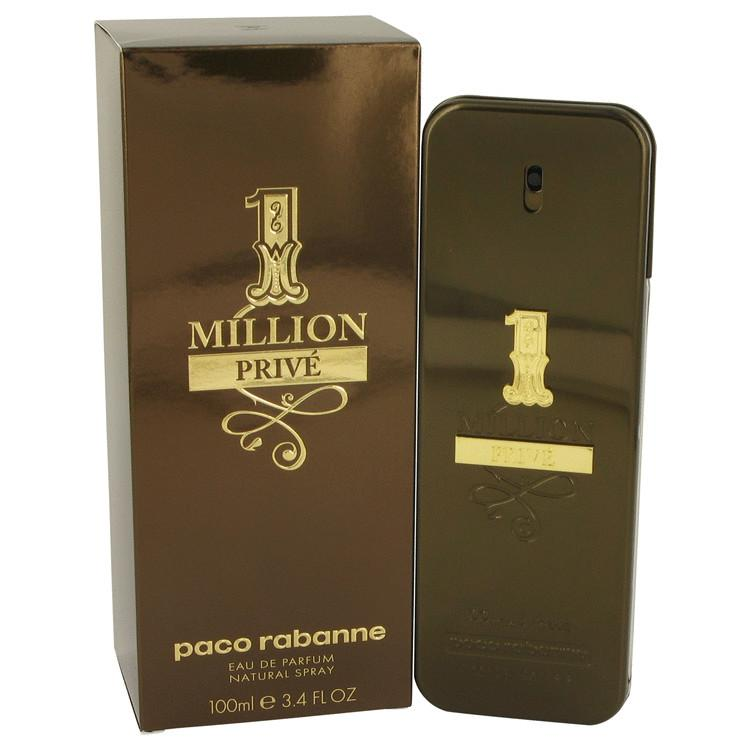 1 Million Prive by Paco Rabanne Eau De Parfum Spray (Tester) 3.4 oz