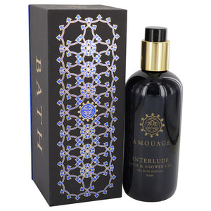 Amouage Interlude by Amouage Shower Gel 10 oz