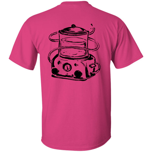 Embalming Machine T-Shirt Back Print