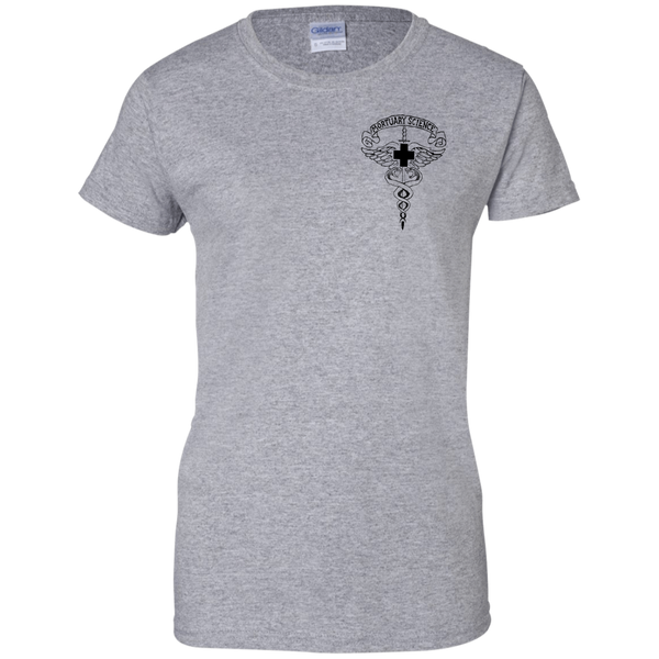 Mortuary Science Caduceus T-Shirt