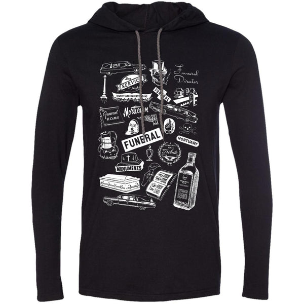 Mortuary Wares T-Shirt Hoodie