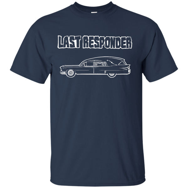 Last Responder T-Shirt (Deep 6 Colors)
