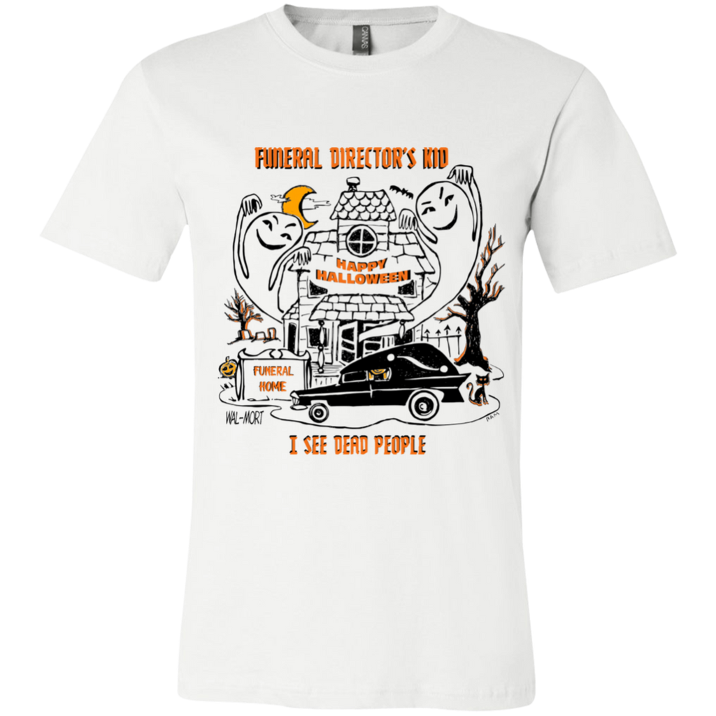 Funeral Director's Kid  Halloween Youth T-Shirt