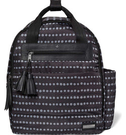 Skip Hop Riverside Backpack Black Dot