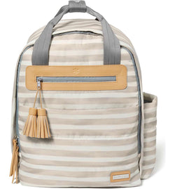 Skip Hop Riverside Backpack Oyster Stripe