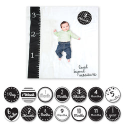 Lulujo Baby's First Year Set - Loved Beyond Measure