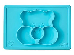 Ezpz Care Bear Mat Wish Bear Teal