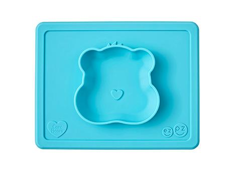 Ezpz Care Bear Bowl Wish Bear Teal